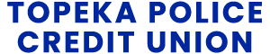 Topeka Police Credit Union Logo